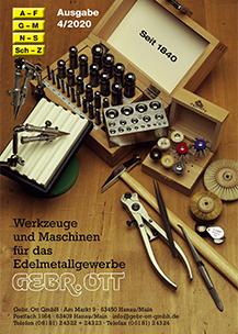 Werkzeug Katalog 2020